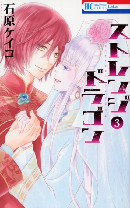 """Strange Dragon"" Volume 3 by Keiko Ishihara"