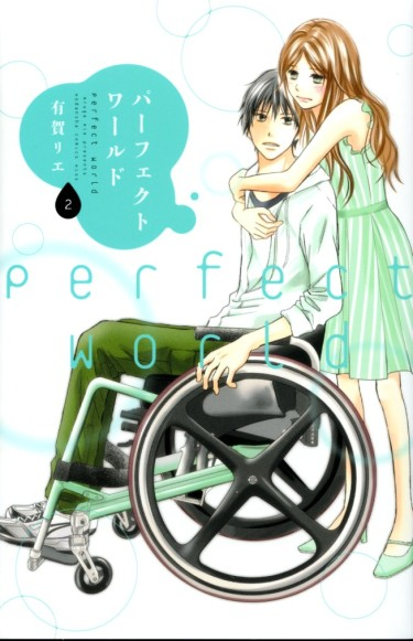 """Perfect World"" Volume 2 by Rie Aruga"